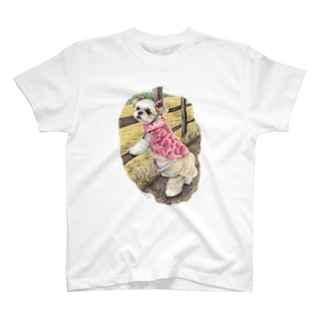 シーズー44 T-Shirt