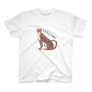 Cheetah!!!! T-shirts