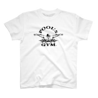 POOL'S GYM T-shirts