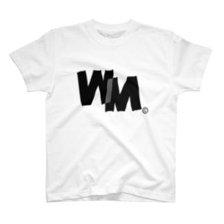 WM(ビックロゴ) T-Shirt