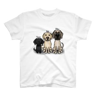 ニコニコリフォームカイリクユメ T-shirts