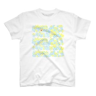 目的地 T-shirts