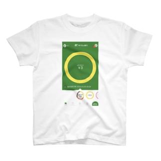 残高3円T T-shirts