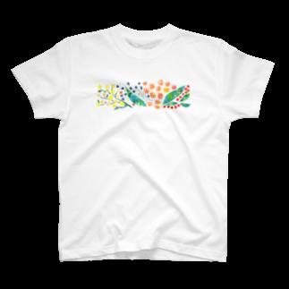 shirokumasaanのおおらか T-shirts