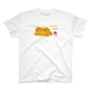 バンケーキ T-shirts