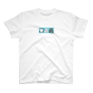 CAST A ぺこり T-shirts