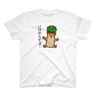 屋久島弁シリーズ:いけなとかよ… T-shirts
