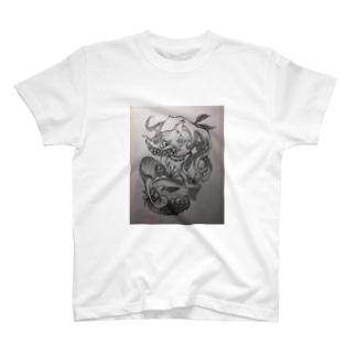 🎀#アマビエ 👁 T-shirts
