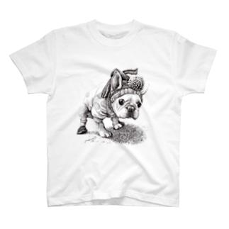 フレブル6 T-shirts