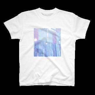 しゃしんさんやえさん。のおしゃんー T-shirts