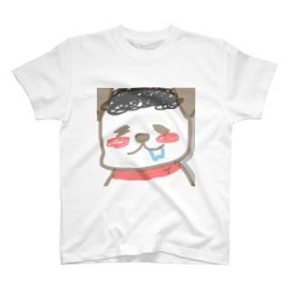 よだれわんこ T-shirts