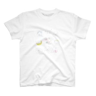 メンヘラうさぎ T-shirts