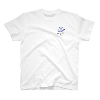 パパンがパンダ!【公式】のジャンプ T-shirts