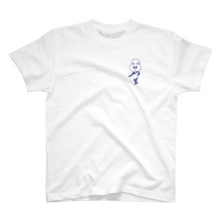 パパンがフランスパン T-shirts