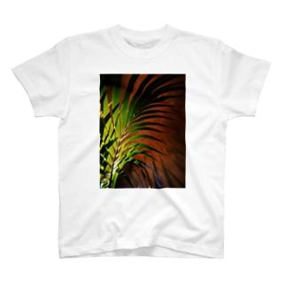 タイガーリーフ T-shirts