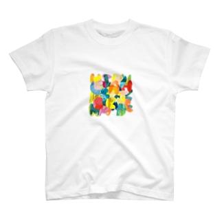abc... Tシャツ