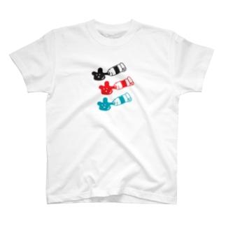 ソーメンズのえのぐま T-Shirt