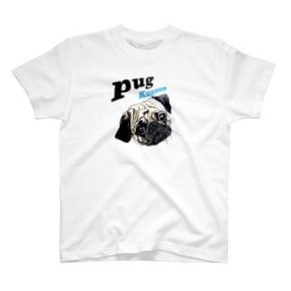 パグの泣き声 T-shirts