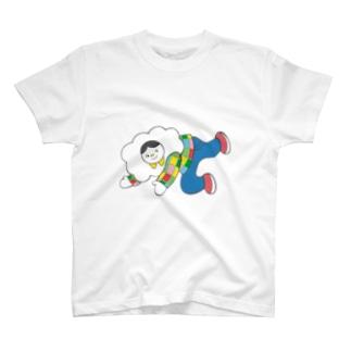 くも坊や T-shirts