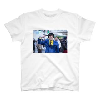 サツマカワRPGがピストルでけじめをつけるTシャツ T-shirts