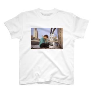 サツマカワRPGが国道でご飯を炊くTシャツ T-shirts