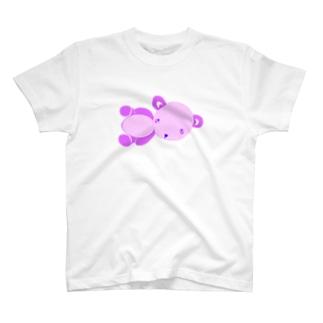 ゆめかわパンダ T-shirts