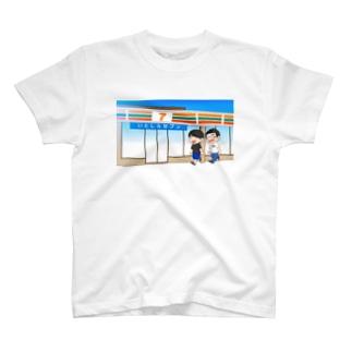 OP入店シーン T-shirts