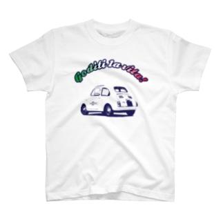 Goditi la vita! T-shirts