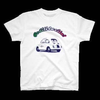 ESPERTOのGoditi la vita! T-shirts