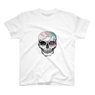 ドクロ2 T-shirts