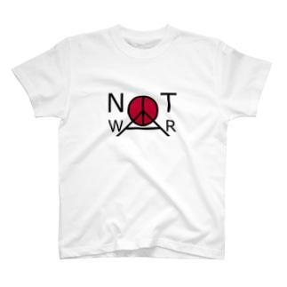 NOT WAR T-shirts