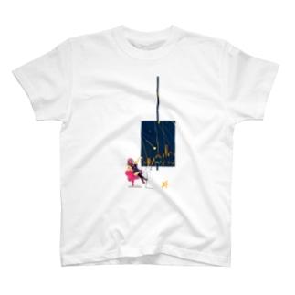 流れ星 T-shirts