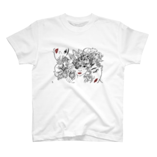 Rouge #6 T-shirts