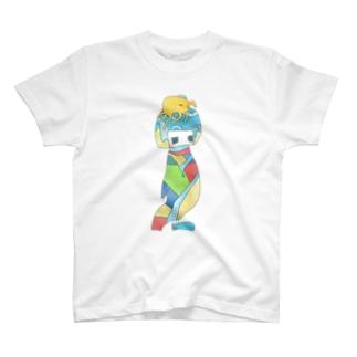 こけとり T-Shirt