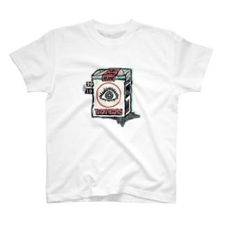 福留茜のタバコ T-shirts