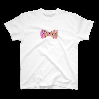 NIKORASU GOのりぼん T-shirts