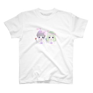 おやすみ少年少女 T-shirts