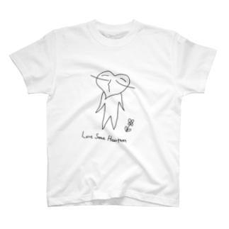 Love Same Heartman 01 T-shirts