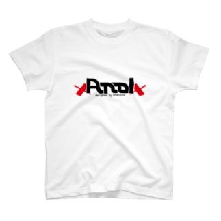 xAna1x_logo_T T-shirts