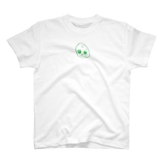 2歳半の絵 くるりちゃん(仮) T-shirts