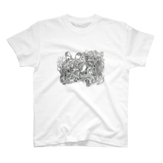 ★「視界」Tシャツ(半袖) T-shirts