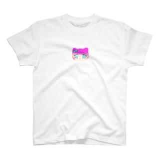 キチィちゃん・返り血 T-shirts