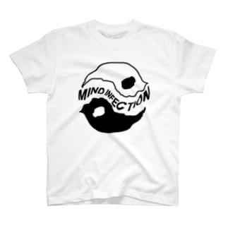マインド陰陽インフェクション T-shirts