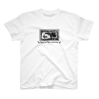 【Beyond the universe】  T-shirts