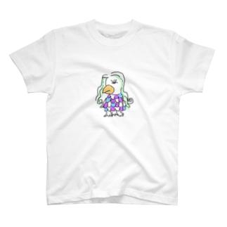 あまびえさま T-shirts
