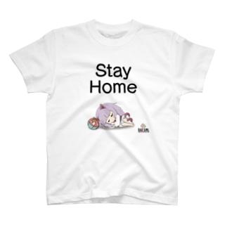 BAD GIRL 猫またのTシャツ【特別版】 T-shirts