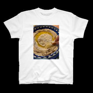 azusa.suga/ازوساのLife With Hummous T-shirts