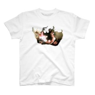 ブンブン!ブブブーン!ブブブブン!ブブーン! T-shirts