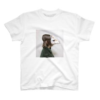 上田りさ🦒さむねいる T-shirts