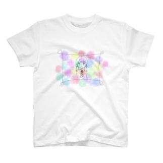 ワスレナグサ T-shirts